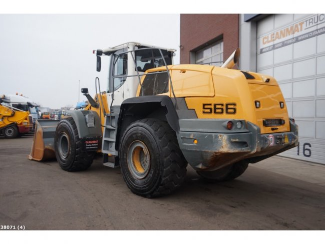 Liebherr  L566 wheel loader (1)