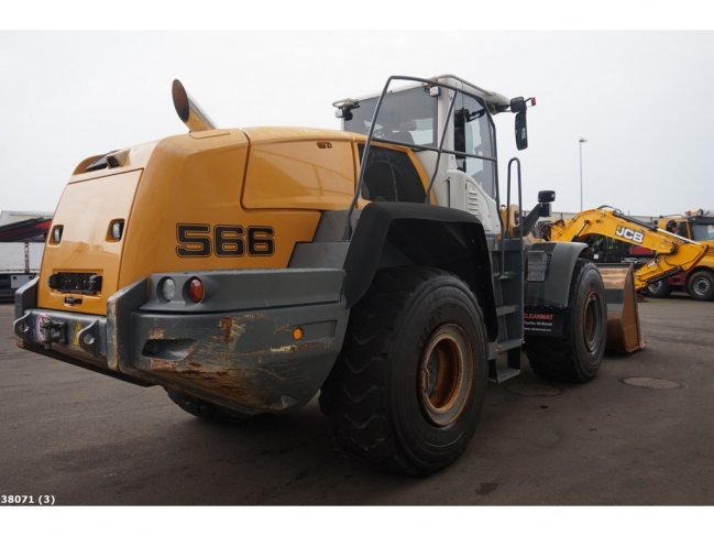Liebherr  L566 wheel loader (2)