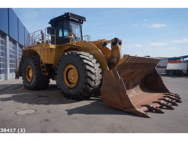 Caterpillar  990 H Wheel loader MA 4 (1)