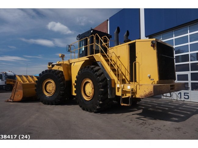 Caterpillar  990 H Wheel loader MA 4 (2)