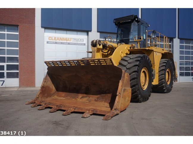 Caterpillar  990 H Wheel loader MA 4 (3)