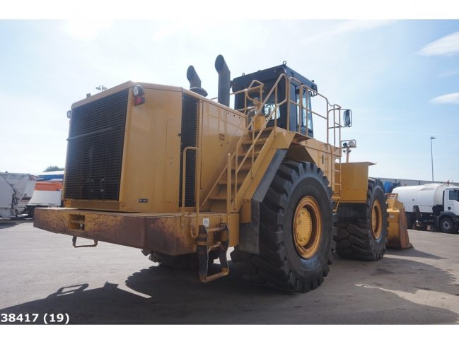 Caterpillar  990 H Wheel loader MA 4 (4)
