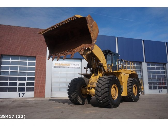 Caterpillar  990 H Wheel loader MA 4 (5)