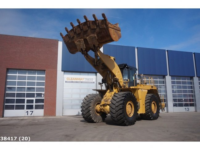 Caterpillar  990 H Wheel loader MA 4 (9)