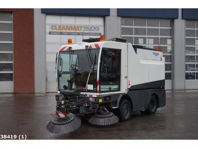 Schmidt CleanGo Compact 400 with 3-rd brush