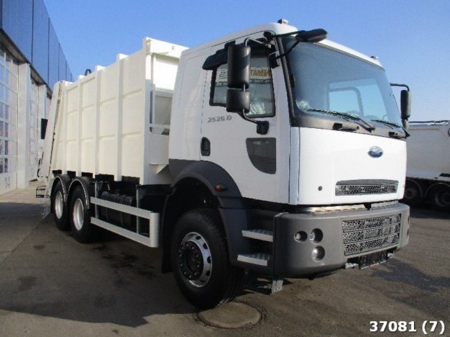 Ford  Cargo 2526 D 6x2 Euro 3 Manual Steel NEW AND UNUSED! (4)
