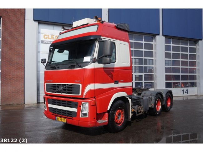 Volvo  FH 12.460 6x4 Manual Kiphydraulic (0)