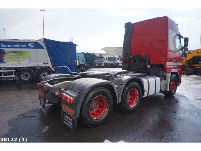Volvo  FH 12.460 6x4 Manual Kiphydraulic (2)