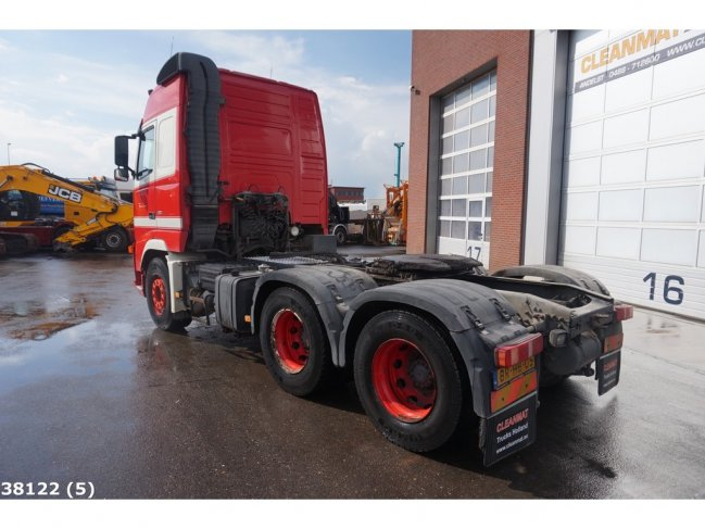 Volvo  FH 12.460 6x4 Manual Kiphydraulic (3)