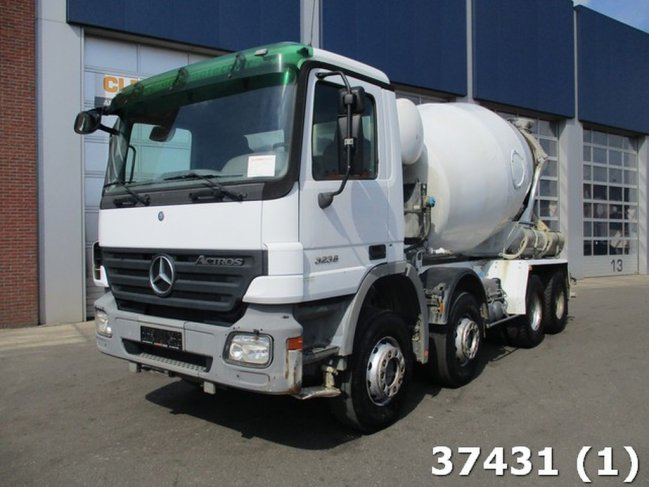 Mercedes-Benz  Actros 3236 8x4 Schwing Stetter 8m3 EPS 3 pedals (0)