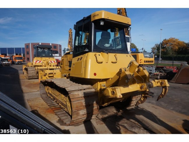 Caterpillar  D6K LGP with Ripper and GPS (3)