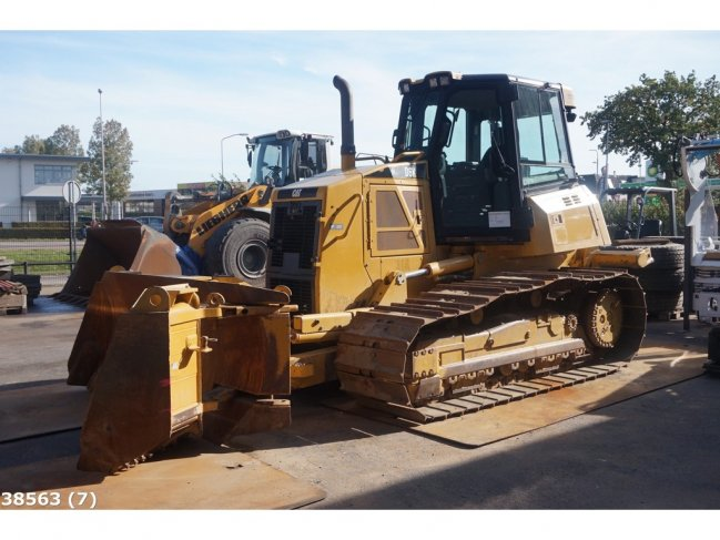 Caterpillar  D6K LGP with Ripper and GPS (7)