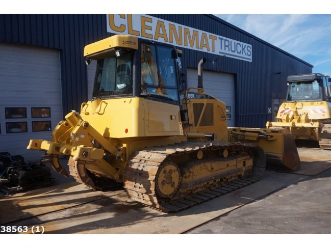 Caterpillar  D6K LGP with Ripper and GPS (8)