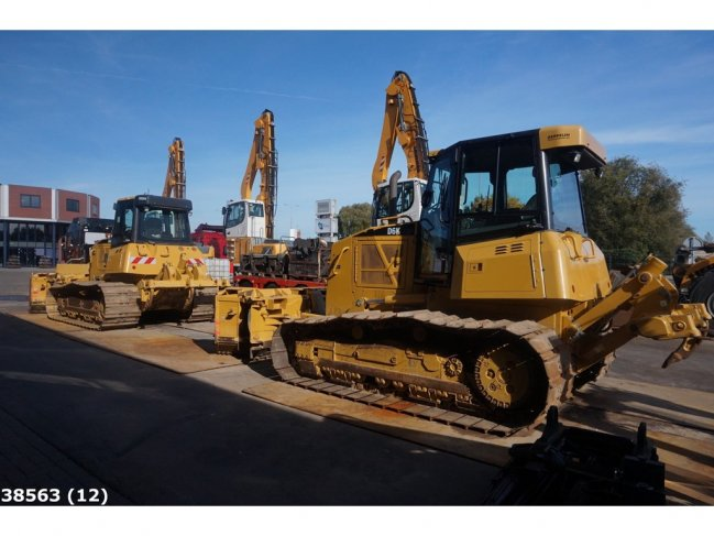 Caterpillar  D6K LGP with Ripper and GPS (10)