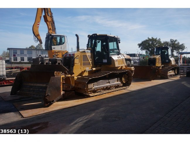 Caterpillar  D6K LGP with Ripper and GPS (11)