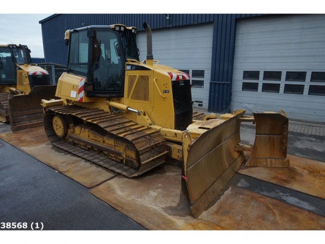 Caterpillar  D6K LGP with Ripper and GPS (0)