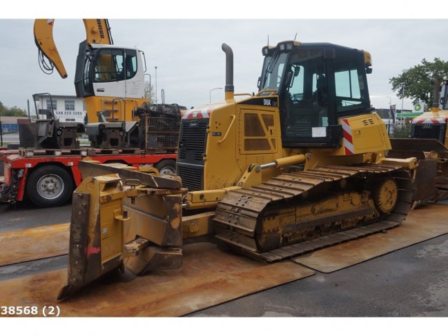 Caterpillar  D6K LGP with Ripper and GPS (1)