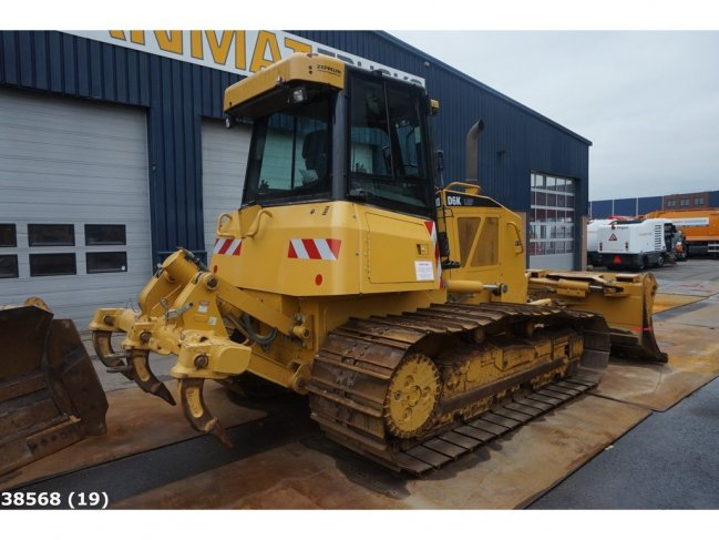 Caterpillar  D6K LGP with Ripper and GPS (4)