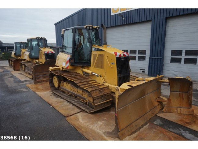 Caterpillar  D6K LGP with Ripper and GPS (5)