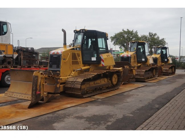 Caterpillar  D6K LGP with Ripper and GPS (6)