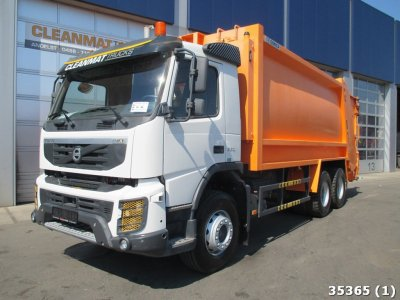 Volvo FMX 370 6x4 EURO 3 NEW AND UNUSED