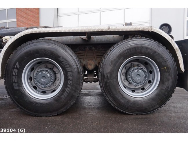 Scania  P 114.380 6x4 Manual Full Steel (6)