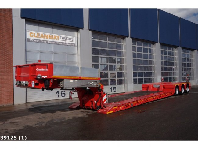 Nooteboom  Euro-54-03 Lowbed Extendable Steerable (0)
