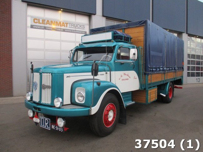 scania-vabis  L76-54DR-S in concours staat (0)