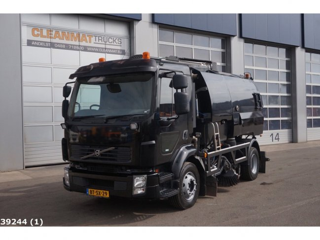 Volvo  FL 240 Johnston VT 650 (0)