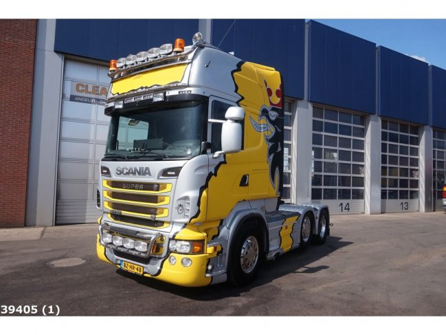 Scania  R 730 V8 6x2 Retarder King of the Road Just 238.046 km! (0)