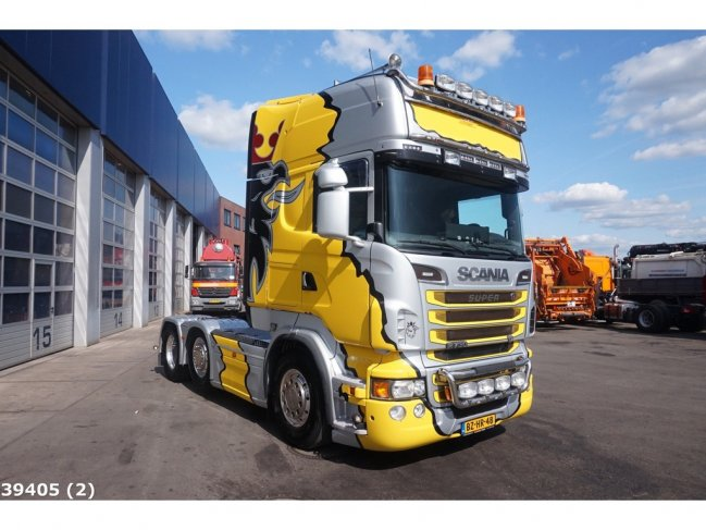 Scania  R 730 V8 6x2 Retarder King of the Road Just 238.046 km! (1)