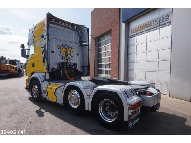 Scania  R 730 V8 6x2 Retarder King of the Road Just 238.046 km! (3)