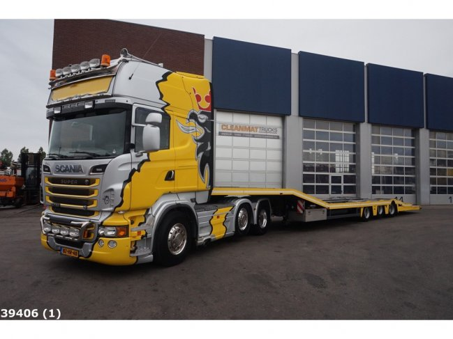 Scania  R 730 V8 6x2 Retarder King of the Road Just 238.046 km! (11)
