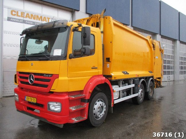 Mercedes-Benz  AXOR 2528 Manual (0)