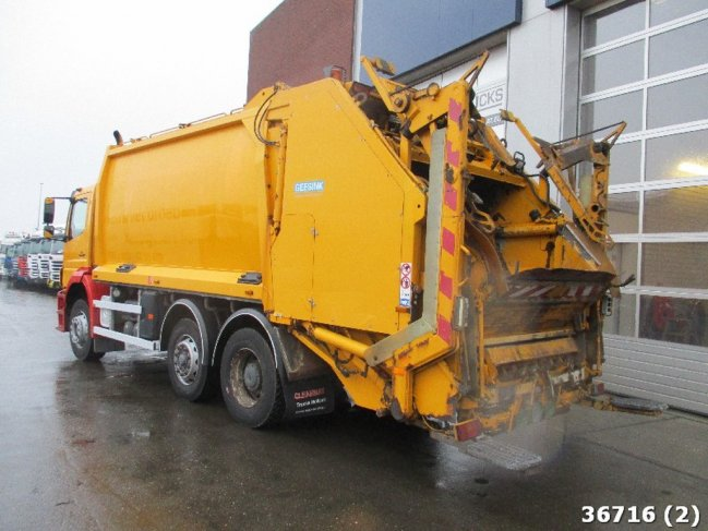 Mercedes-Benz  AXOR 2528 Manual (1)