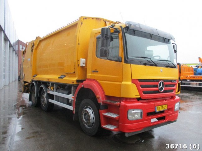 Mercedes-Benz  AXOR 2528 Manual (4)
