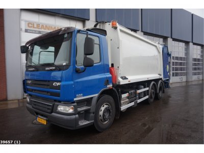 DAF FAG 75 CF 250 Manual