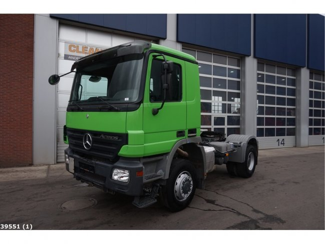 Mercedes-Benz  Actros 2040 4x4 Steel suspension (0)