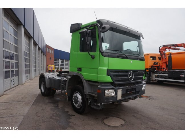 Mercedes-Benz  Actros 2040 4x4 Steel suspension (3)