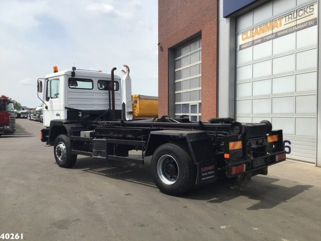 MAN  17.232 FA 4x4 Euro 1 Manual Full steel (2)