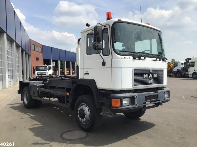 MAN  17.232 FA 4x4 Euro 1 Manual Full steel (5)