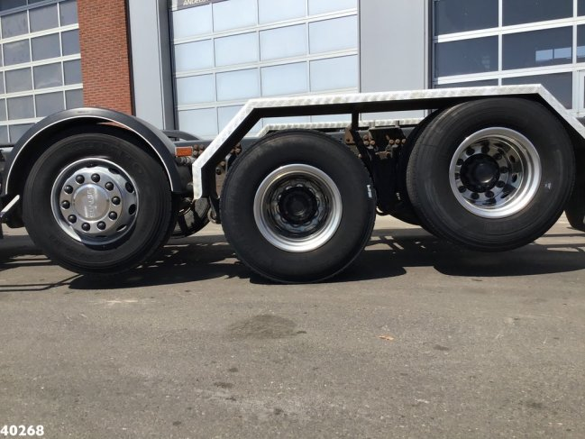 Scania  G 450 8x2 Retarder chassis (4)