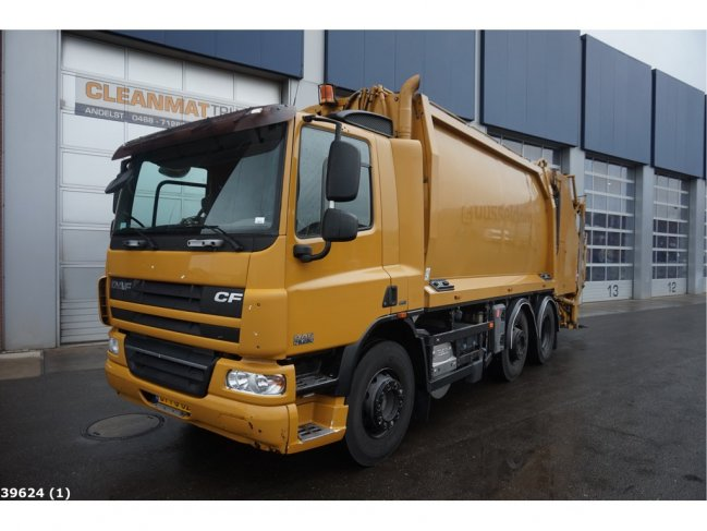 DAF  FAG 75 CF 250 Euro 5 Manual (0)