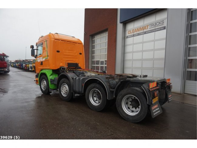 Scania  R 124.420 8x4 Retarder Manual (1)