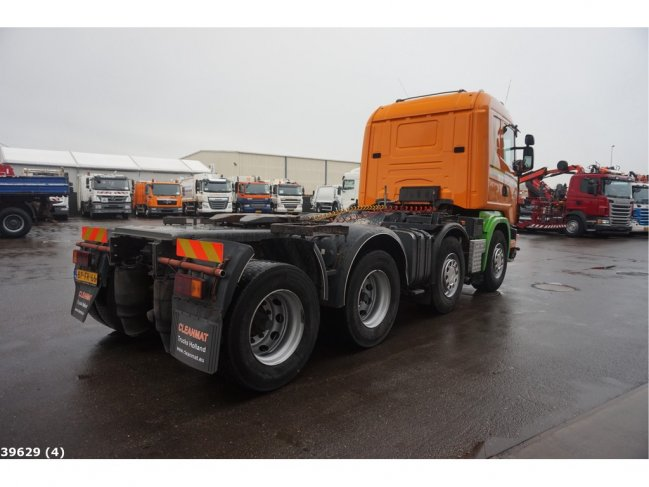 Scania  R 124.420 8x4 Retarder Manual (2)