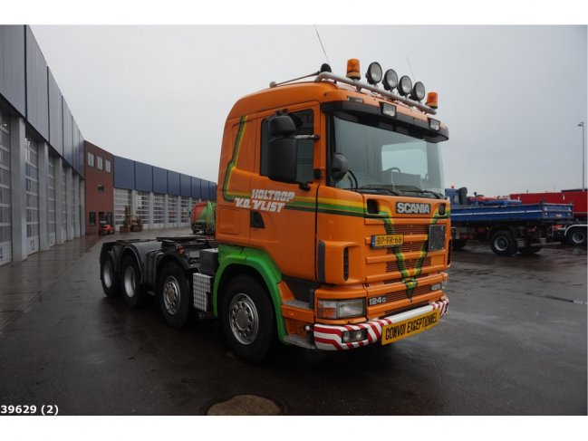 Scania  R 124.420 8x4 Retarder Manual (3)