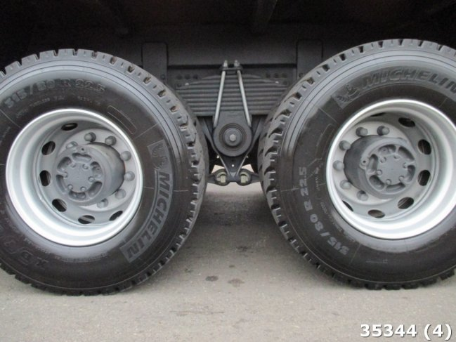 Volvo  FMX 370 6x4 EURO 3 NEW AND UNUSED! (7)