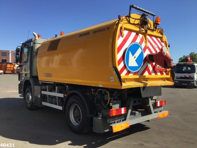 Mercedes-Benz  Actros 1832 Euro 5 Bucher Optifant 70 (4)