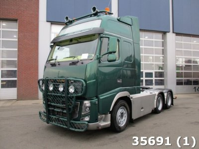 Volvo FH 16.700 6x4 Special Edition
