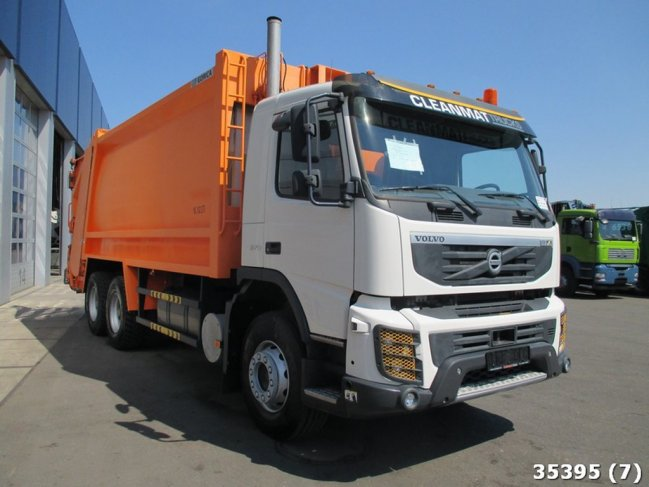 Volvo  FMX 370 6x4 EURO 3 NEW AND UNUSED! (5)